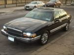 Buick Park Avenue Ultra sings