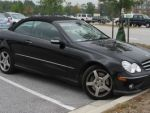Mercedes-Benz CLK500: High style, surgically enhanced